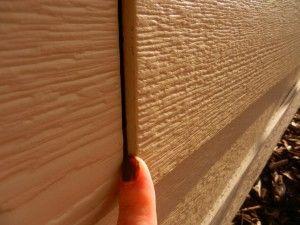 Warped so edges uneven.