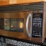 My microwave.