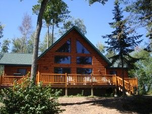 Fractional ownership cabins in Wisconsin