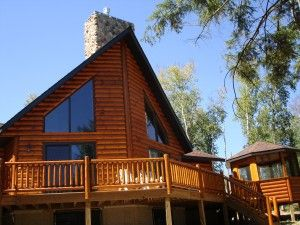 Fractional ownership cabin in Wisconsin