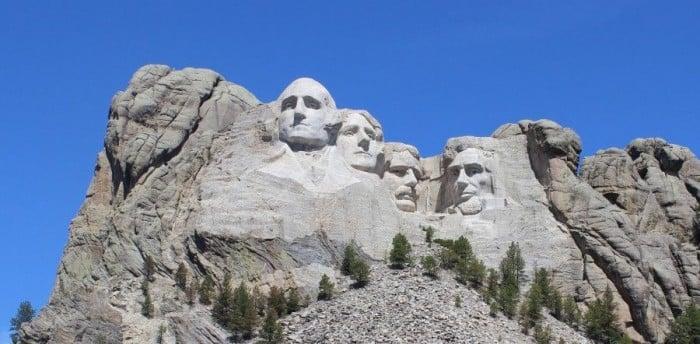 South Dakota family vacation. Black hills
