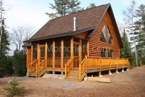 fractional ownership cabin in Wisconsin.