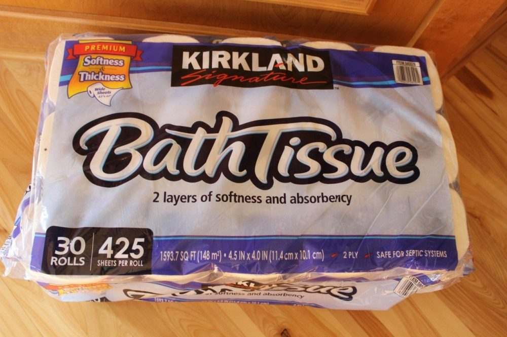 toilet paper cheaper at costco Find a great collection of toilet paper & facial tissue at costco enjoy low warehouse prices on name-brand toilet paper & facial tissue products.