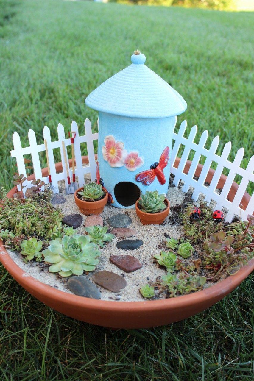 My Fairy Garden Home Bargain