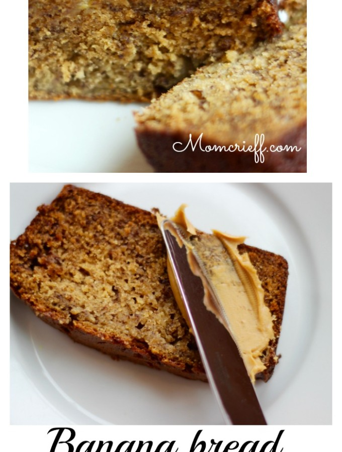Easy, Yummy Banana Bread!