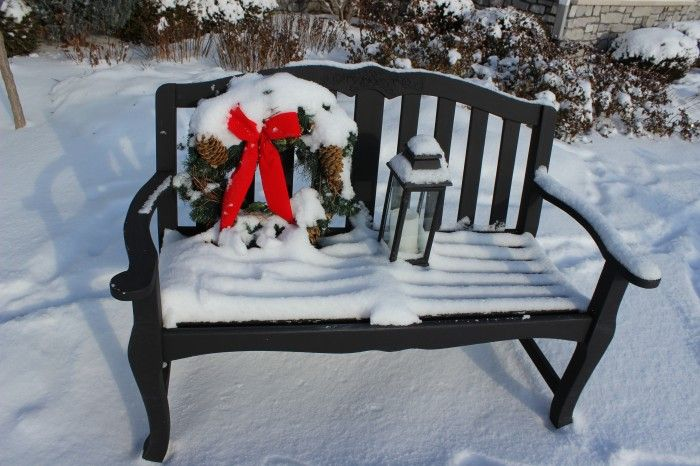 Love this bench! Don't you want one too?