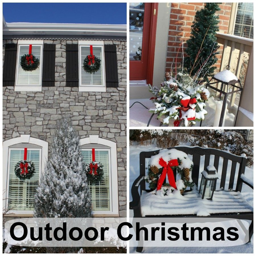 Wonderful Outdoor Christmas Decorations