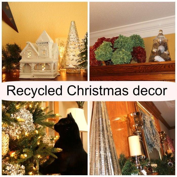 recycledChrismasdecor