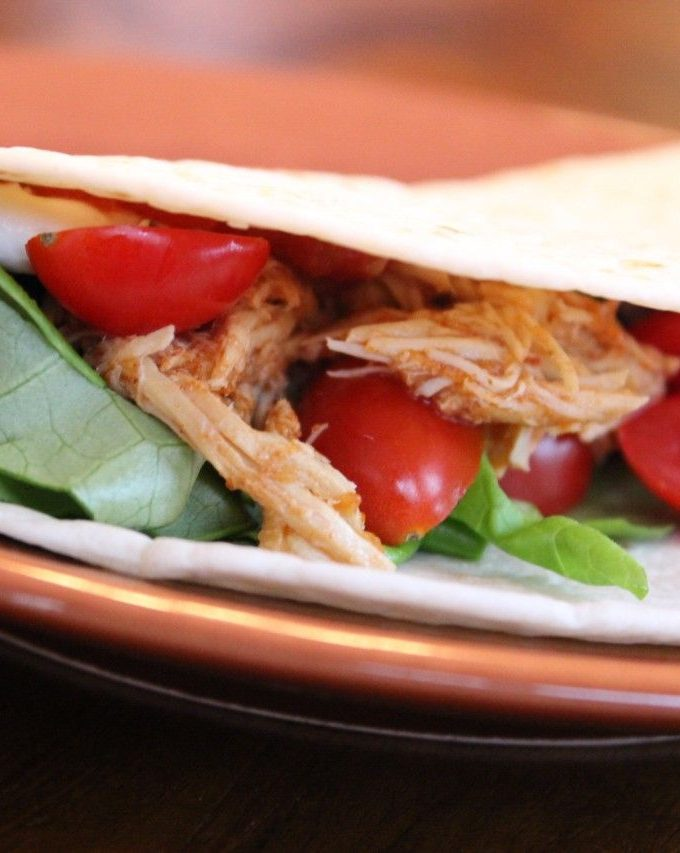 Chicken tacos – Crock pot recipe – What's for dinner?
