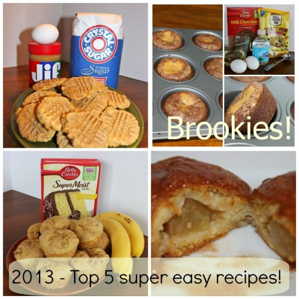 Five popular baked recipes – Fast, flavorful, kid friendly!