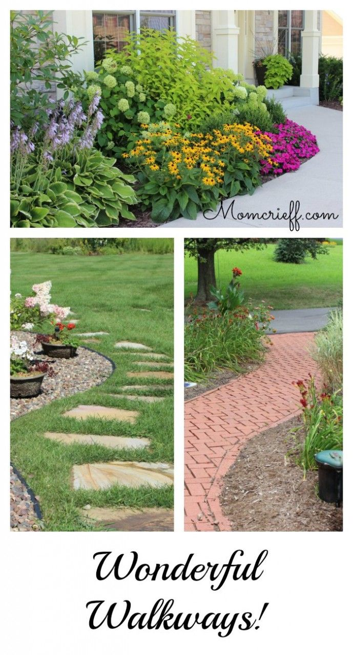 Wonderful walkway ideas