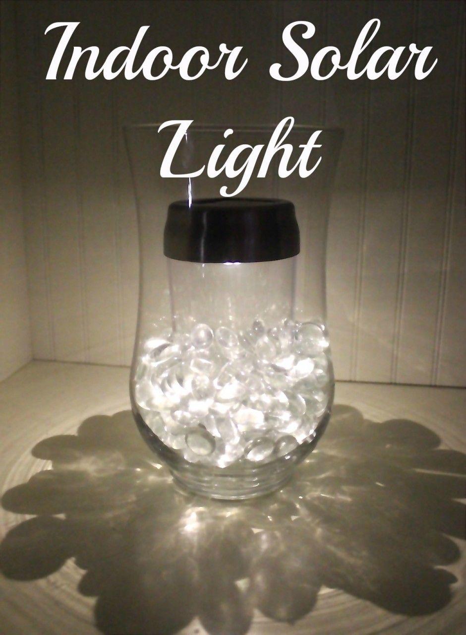 Indoor Solar Light Momcrieff