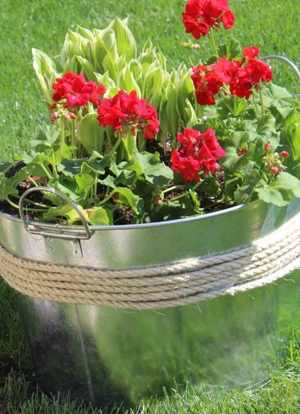 unique planter idea