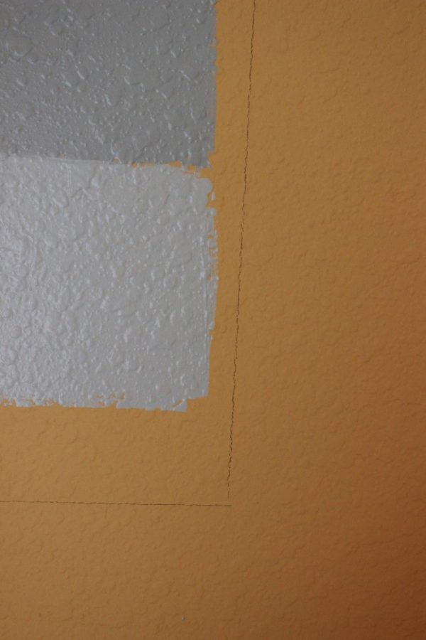 Gray Paint Samples