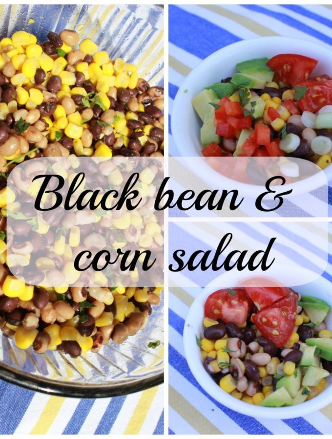 Black Bean Salad / Texas Caviar