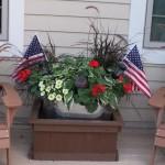 planter lighting
