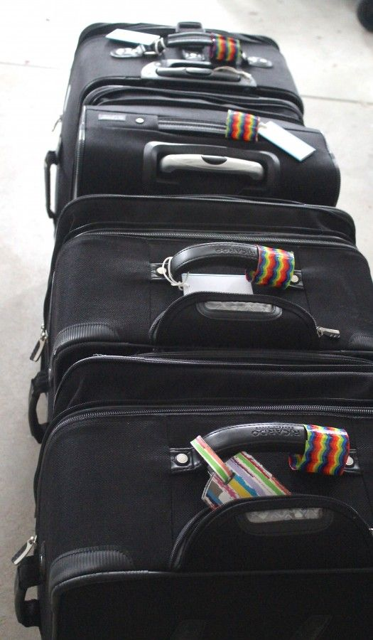 Identify your suitcases!