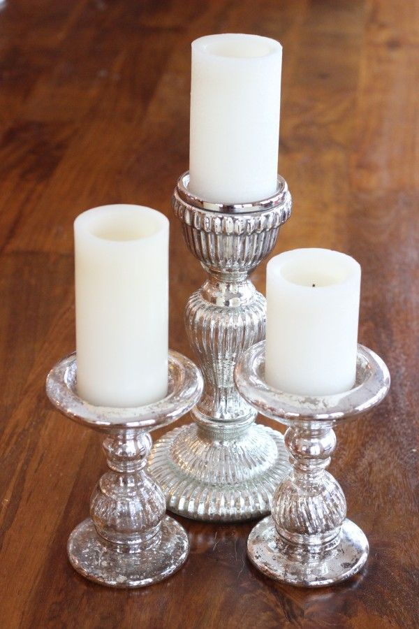 Look What An Inexpensive Strip Of Stickers Can Do To My Plain White Candles No Need Overdue The Decorating