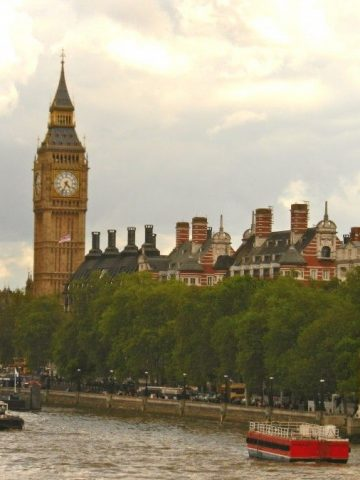 Our London family trip.