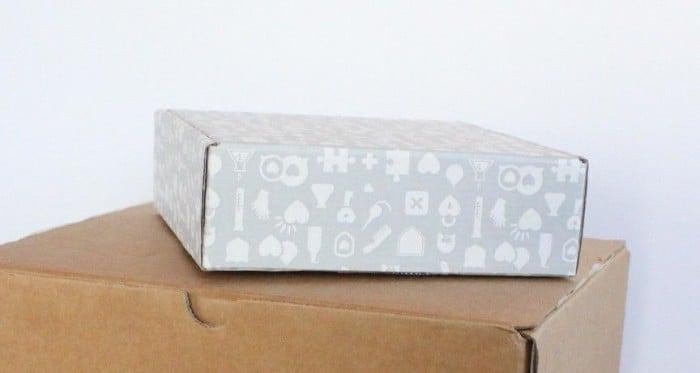 beautify a box