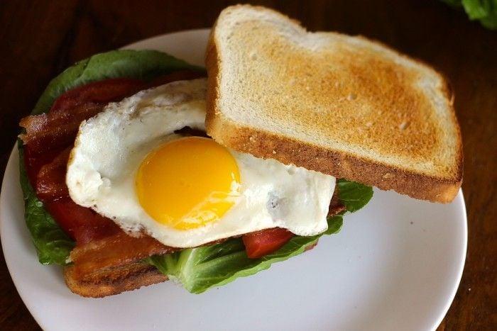 BELT sandwiches