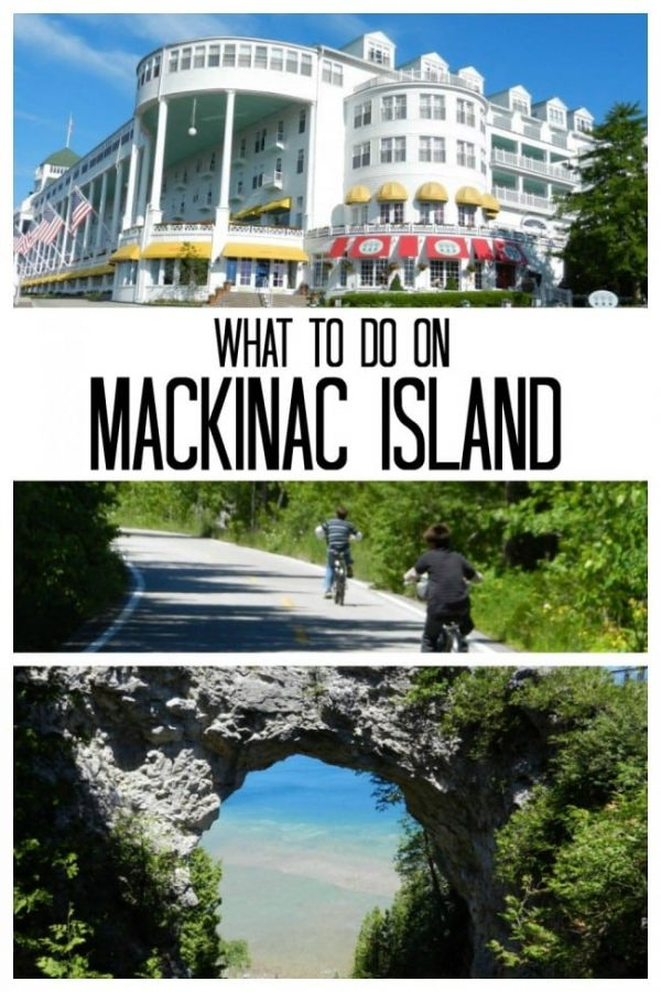 Mackinac Island – A family vacation in the mid-West!