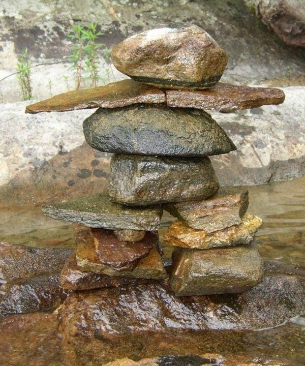Inuksuk - stone man
