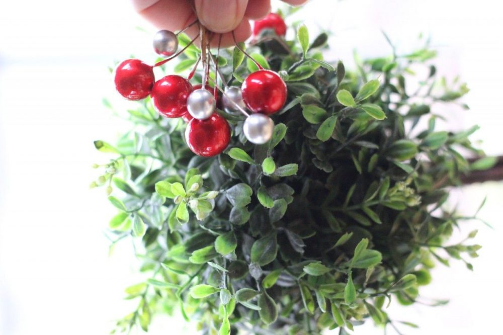 Recycling & upcycling Christmas decorations