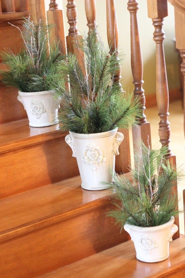 Recycling & up cycling Christmas decorations