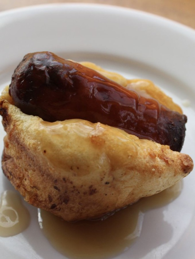 Toad In The Hole Recipe (Yorkshire Pudding with Sausage)