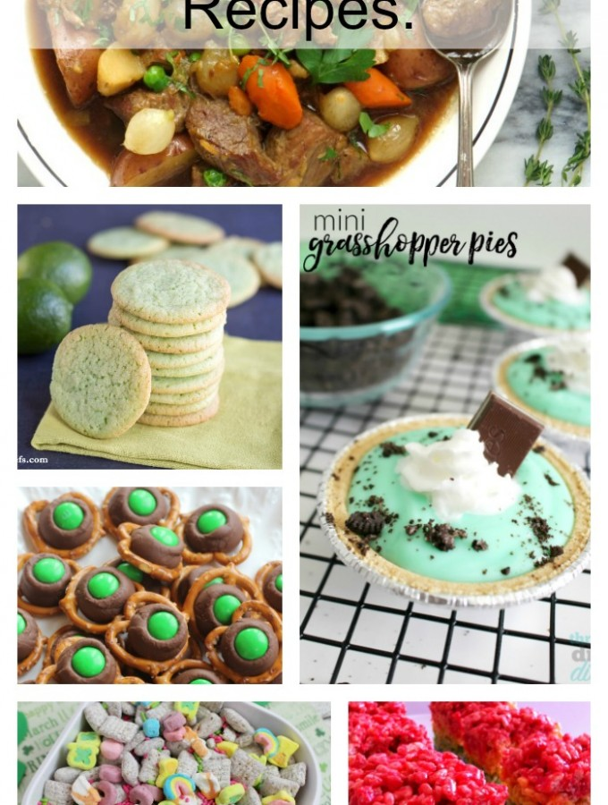 St. Patrick's Day – 14 Recipe Ideas!