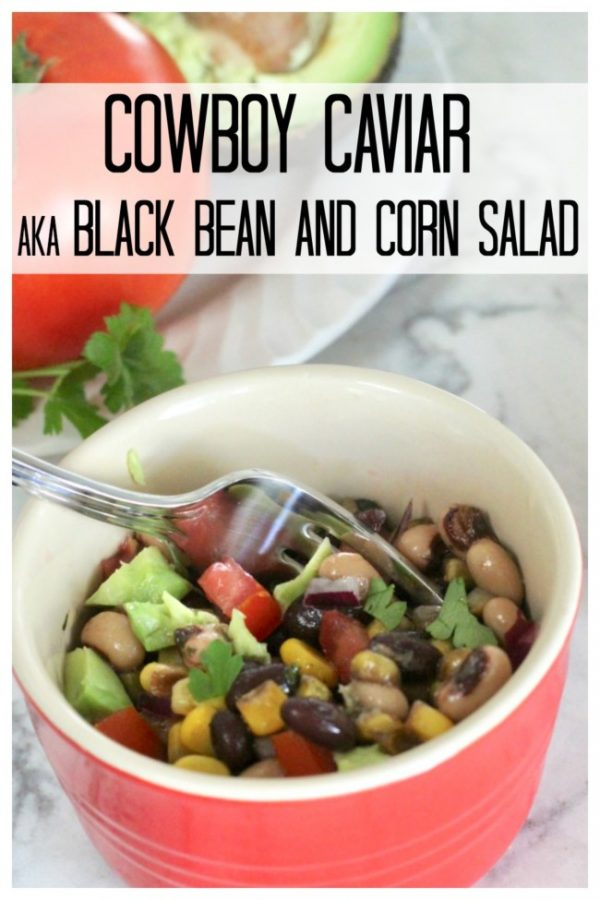Black Bean Salad / Cowboy Caviar