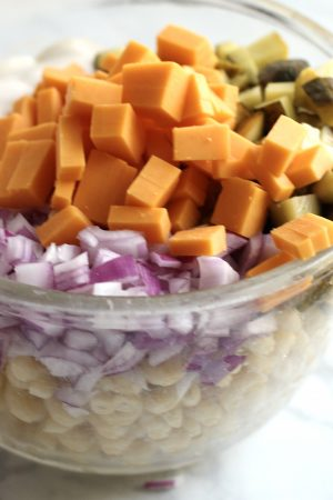 creamy dill pickle pasta dressing